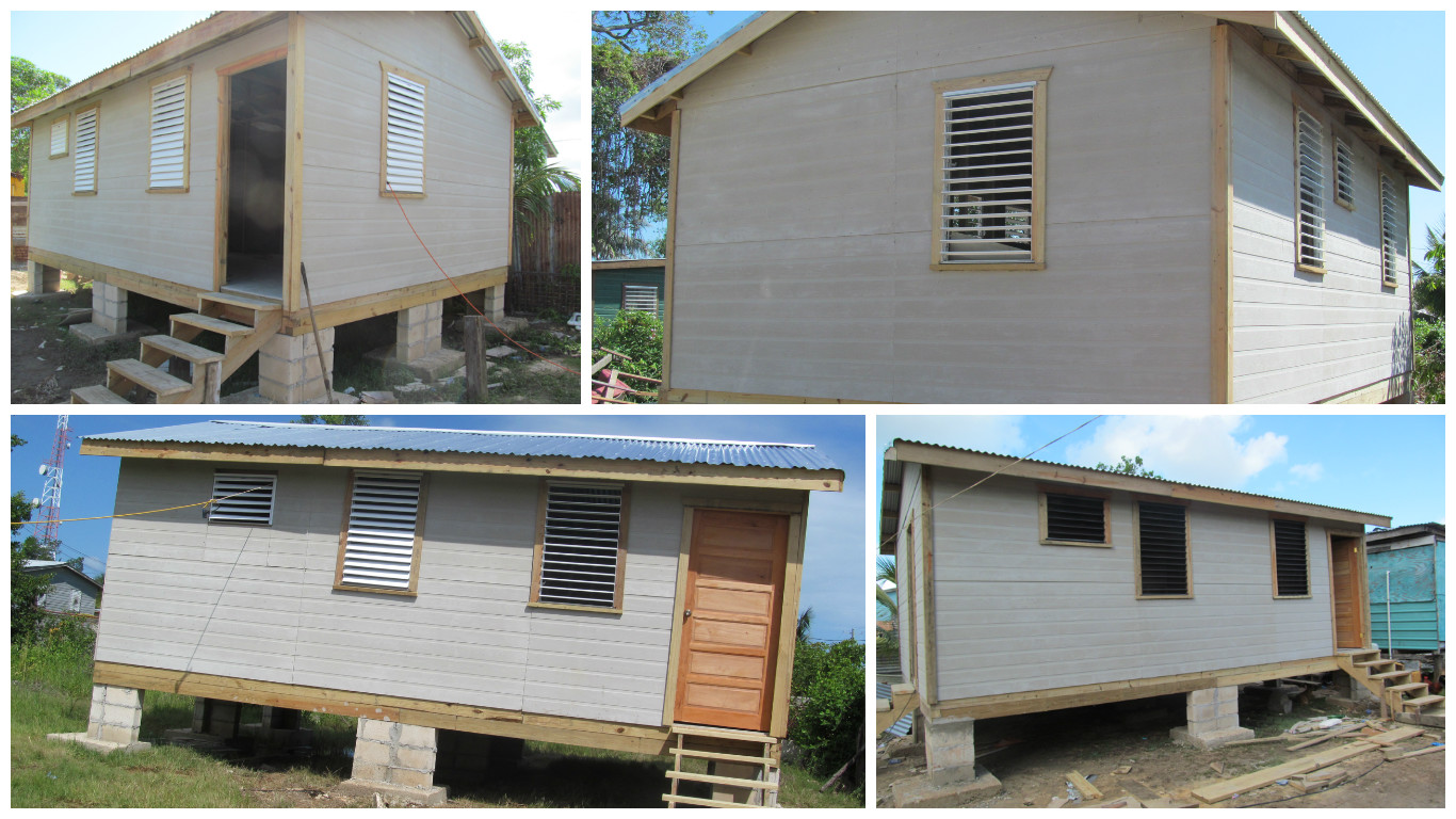 House Completed For Affected Families