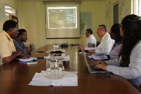 Belize and Mexico discuss Disaster and Risk...