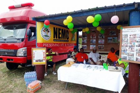 NEMO PUBLIC AWARENESS AT CROOKED TREE CASHEW...