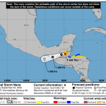 "ADVISORY#11: ""ALL CLEAR""  ISSUED FOR COROZAL, ORANGE WALK, BELIZE  CAYO, STANN CREEK DISTRICTS  ONLY!"