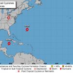 Advisory #2: Tropical Storm Grace